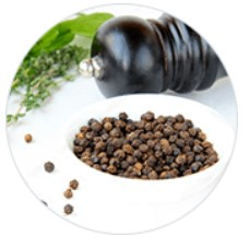 Estratto di pepe nero BioPerine